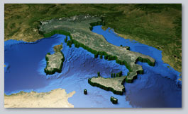 SatMap Professional Italy