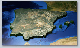 SatMap Professional Spain-Portugal